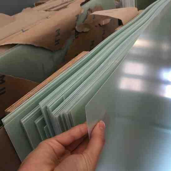 Comment préparer la résine polyester ?