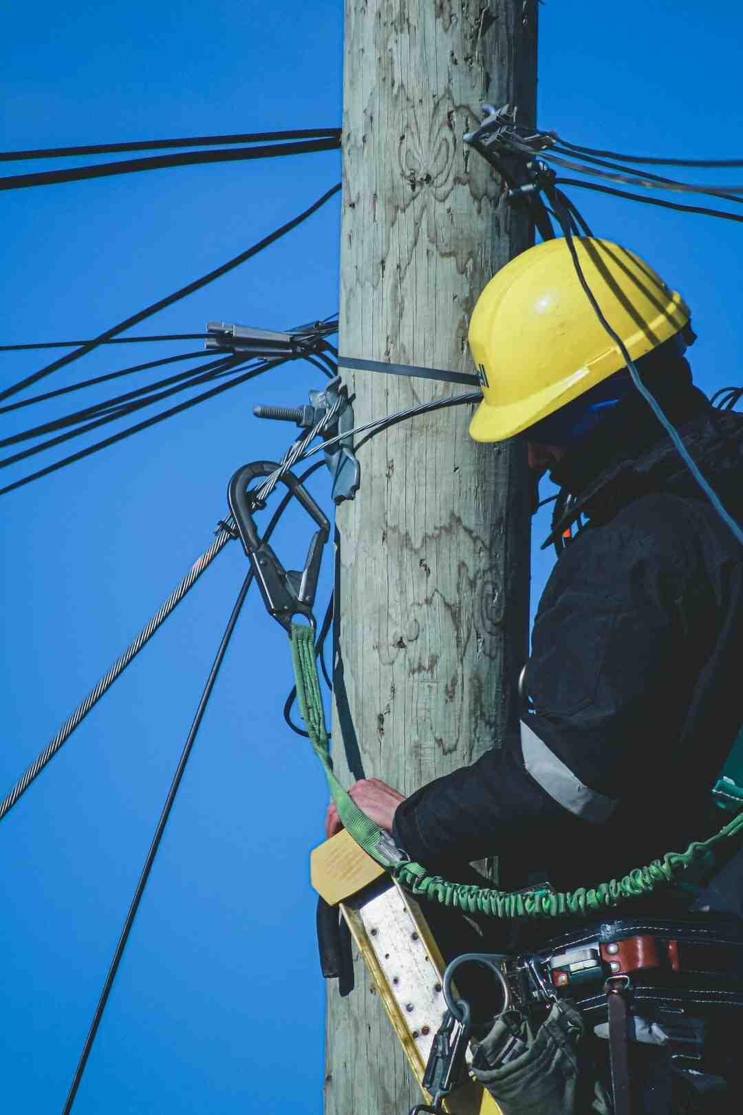 Comment quitter le courant continu vers le courant alternatif ?