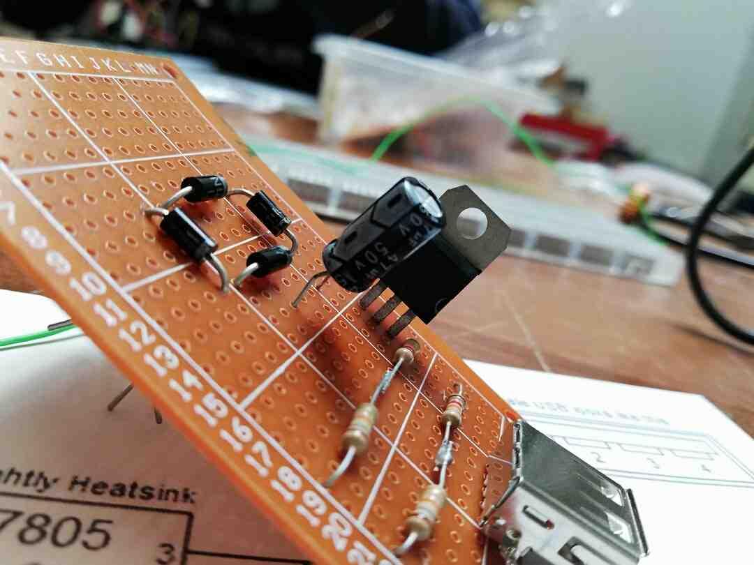 Comment savoir si une diode est passante ou bloquante ?