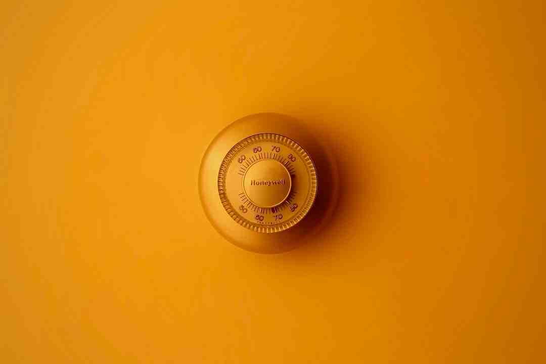 Comment se servir d'un thermostat d'ambiance ?