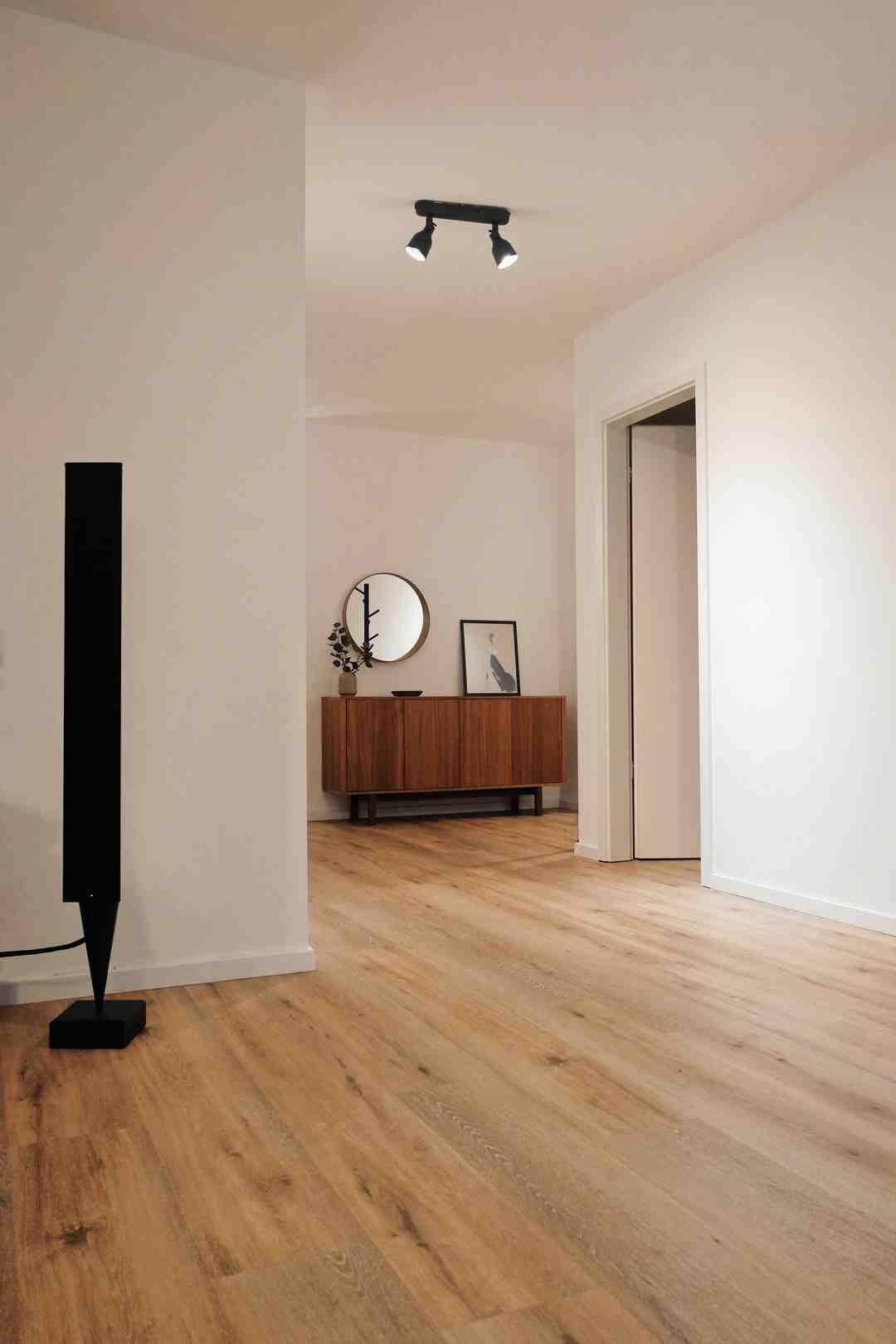 Quelle épaisseur pour un plancher de vinyle ?