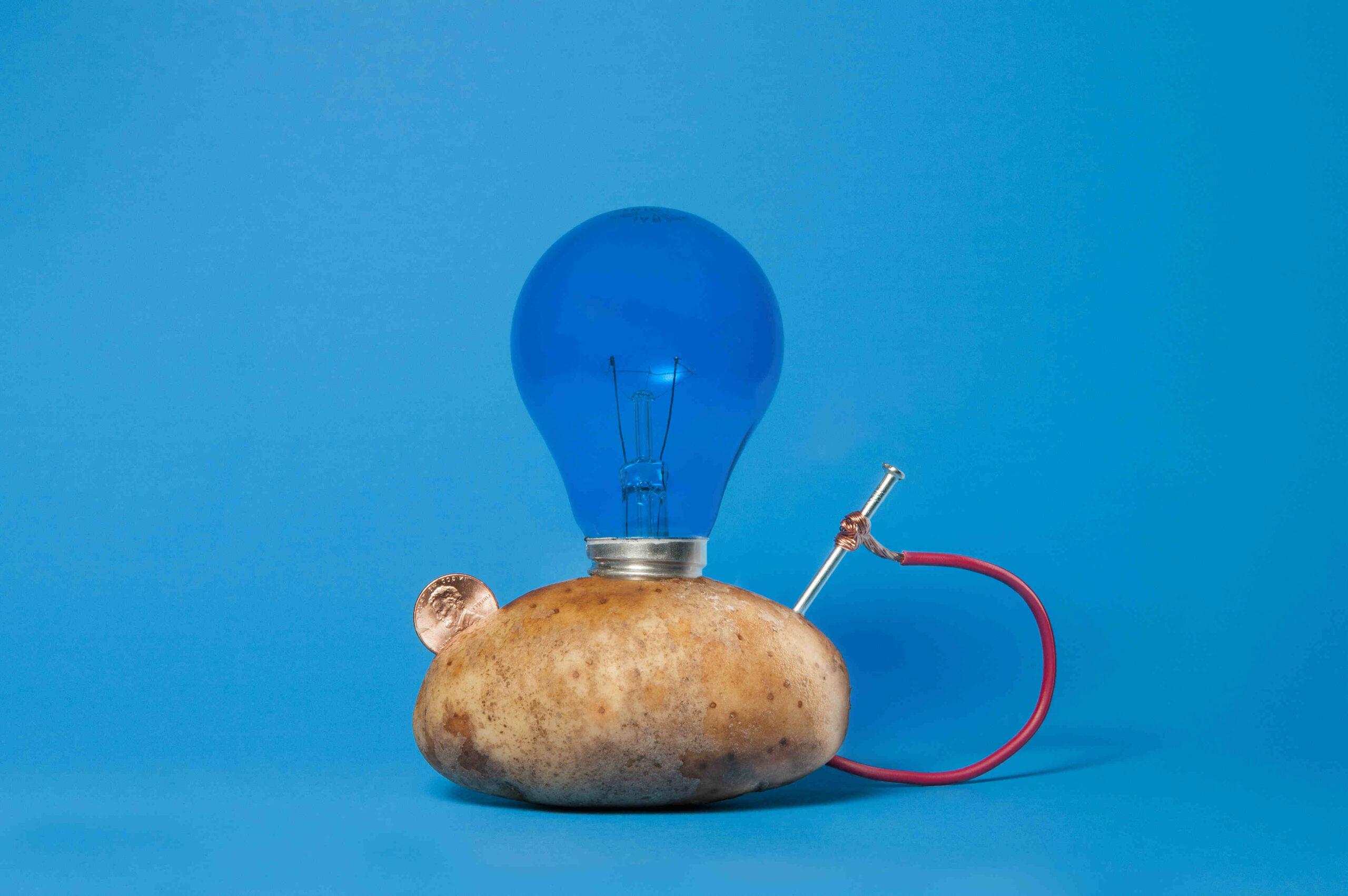 Comment Edison a fabriqué sa première lampe ?