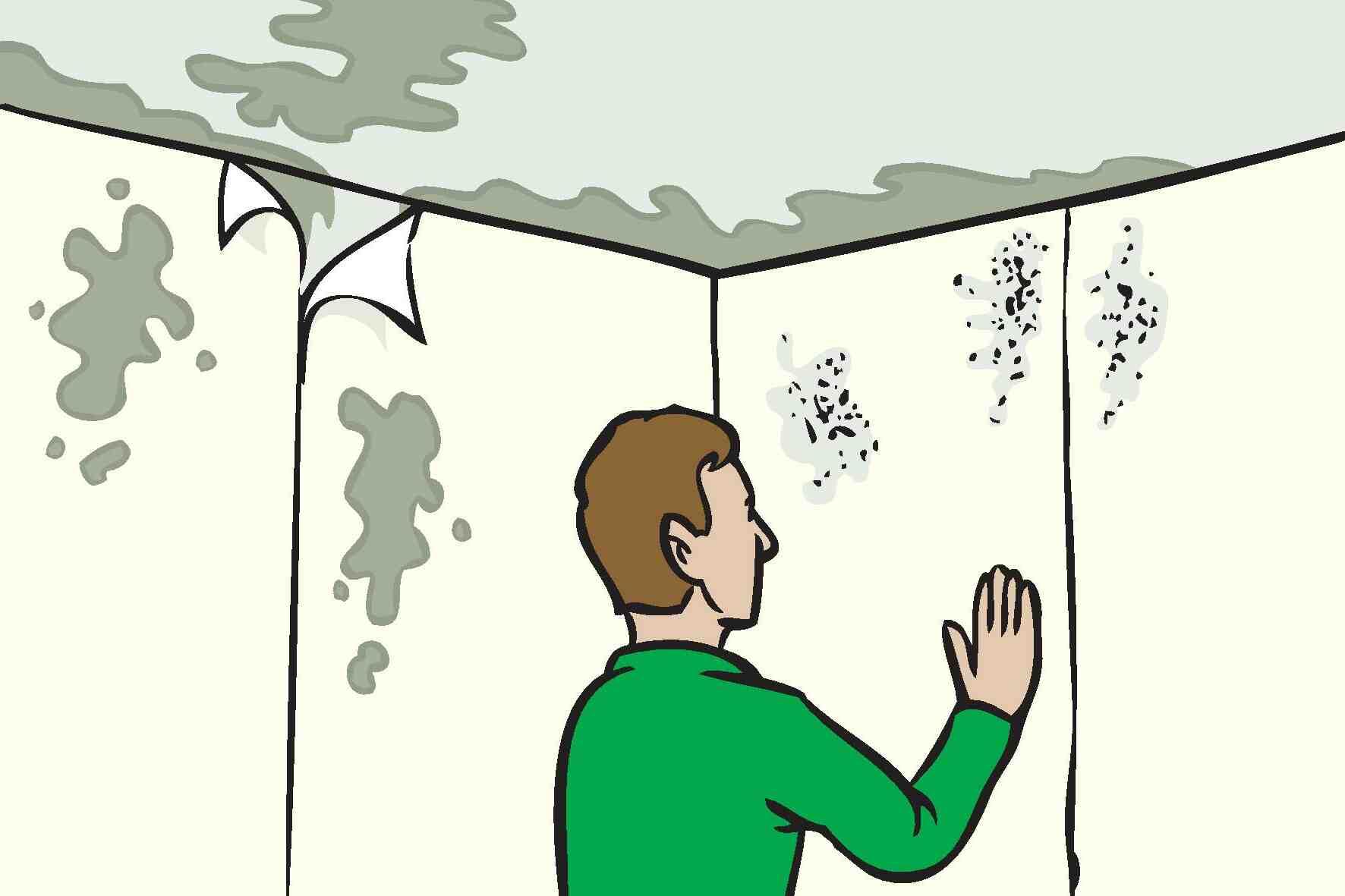 Comment faire sécher un mur ?