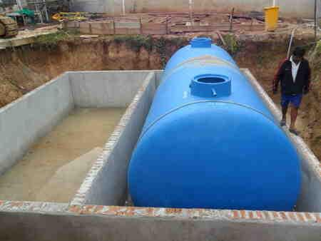 Comment fonctionne une fosse septique toutes eaux ?
