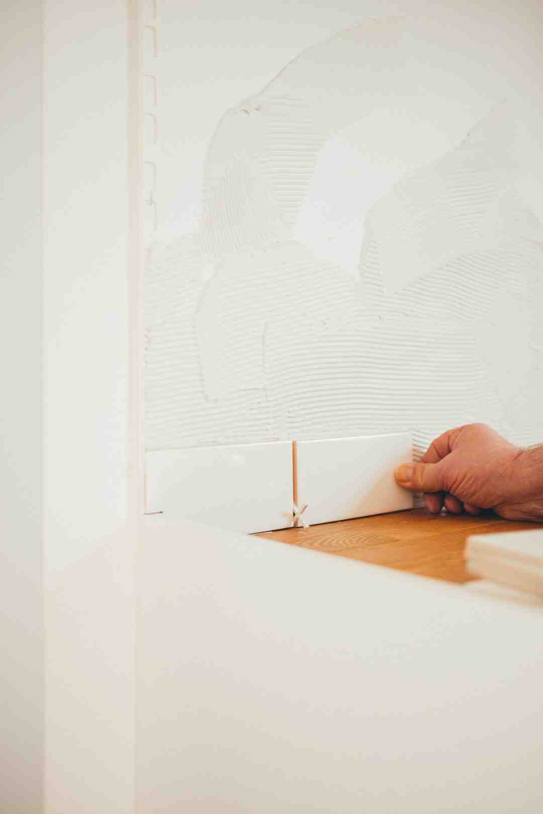 Comment installer de la mosaïque ?