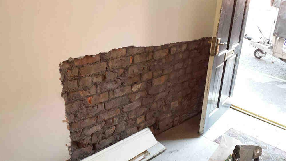 Comment sécher un mur après inondation ?
