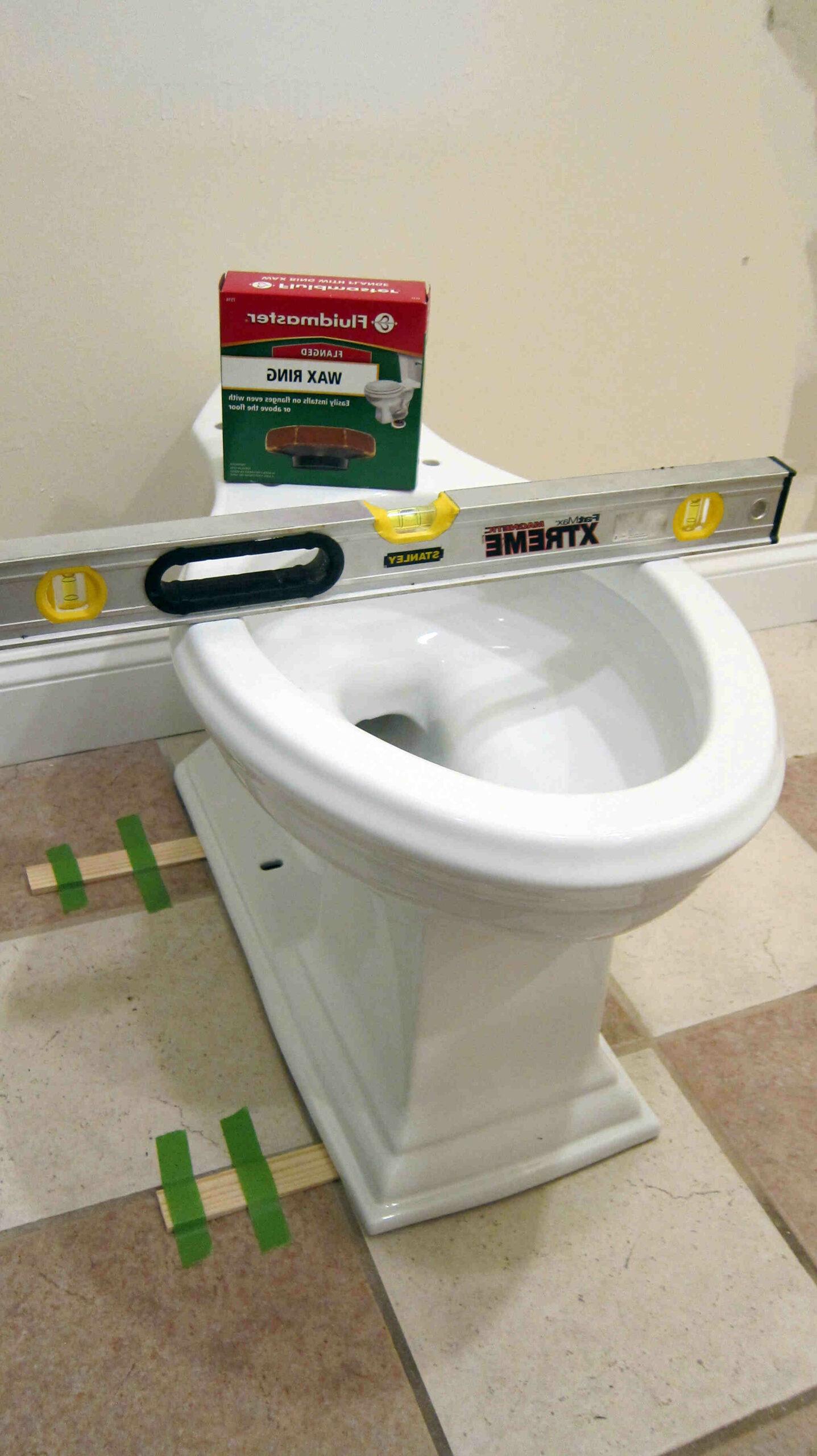 Comment raccorder des toilettes ?
