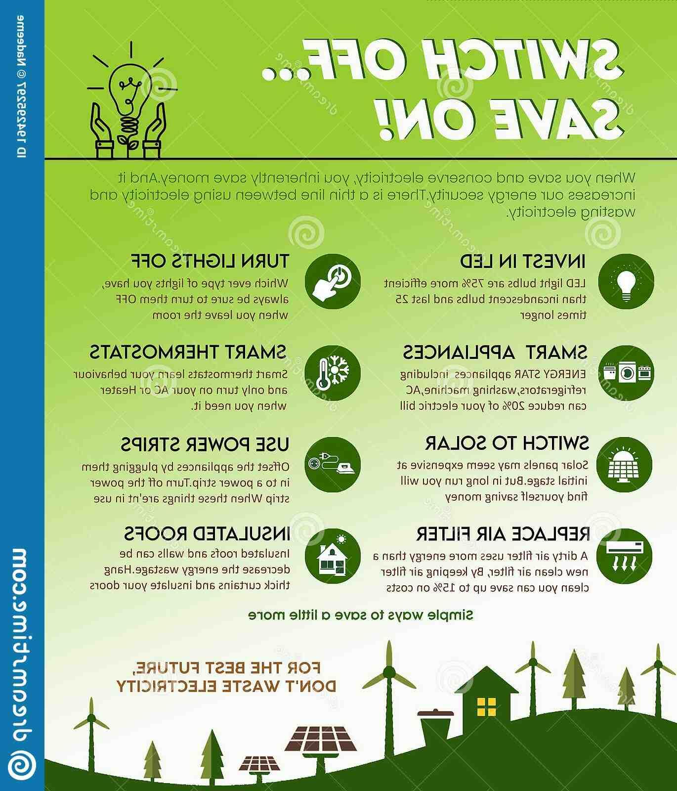 Comment sauver de l'électricité ?