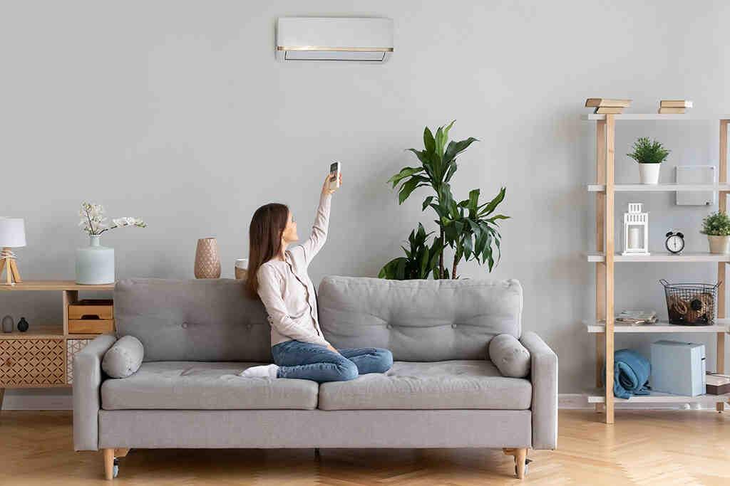 Où placer un climatiseur dans une pièce ?