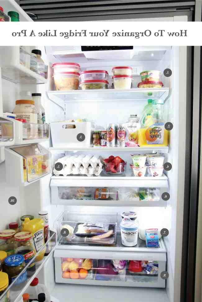 Où ranger les œufs dans le frigo ?