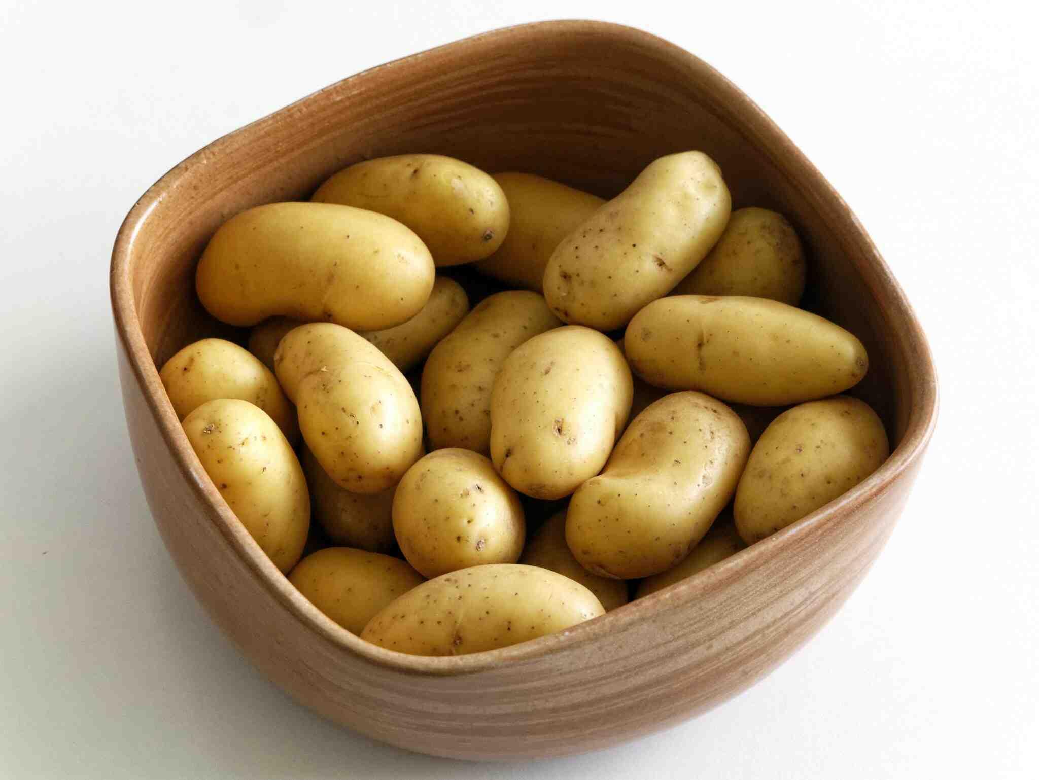 Comment Sait-on que les pommes de terre sont mûres ?