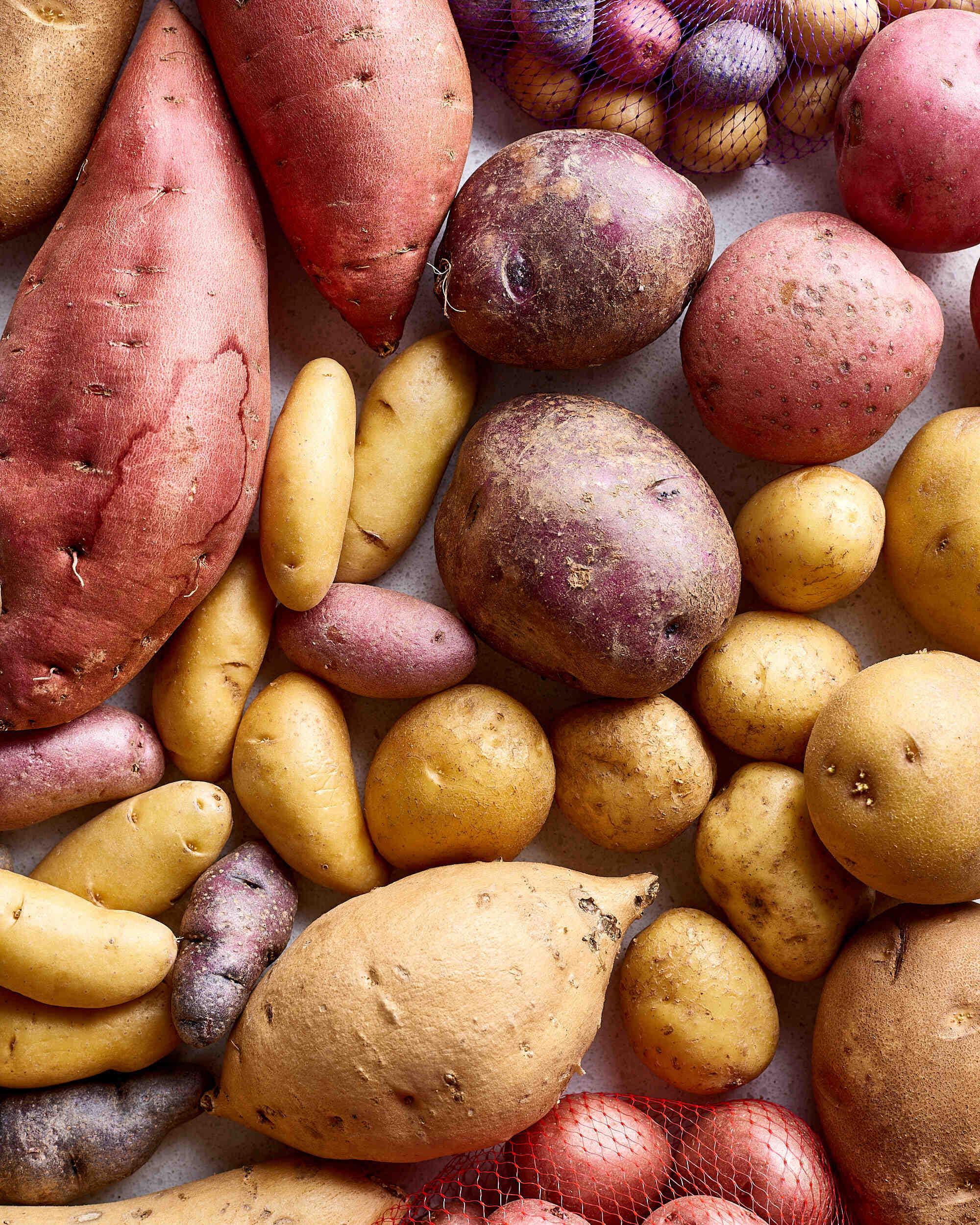 Quelle quantité de pomme de terre par pied ?